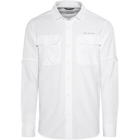 Columbia Silver Ridge II Long Sleeve Shirt Men white